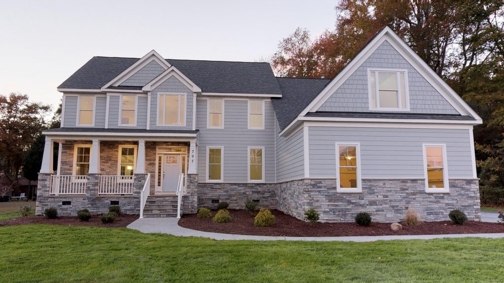 Yorktown Virginia New Construction Home