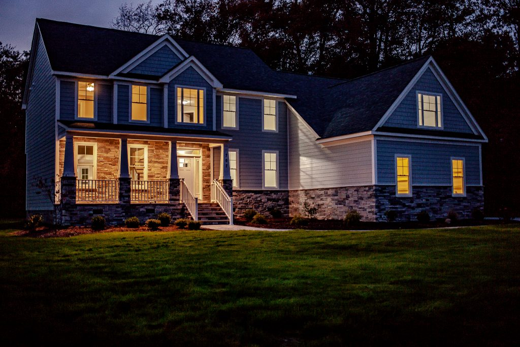 Eason Model Marquee Home Builders Yorktown VA