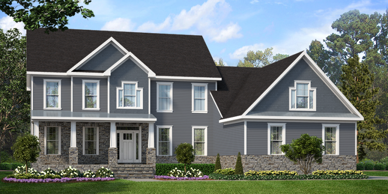 Eason Model Home by Marquee Homes Builders