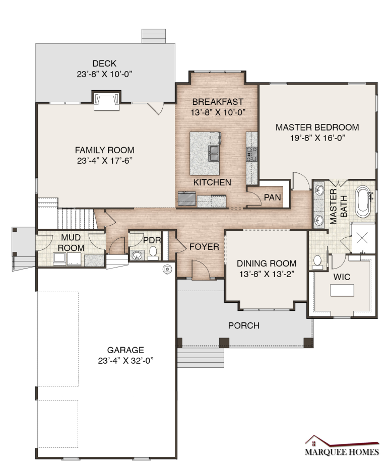 111 Osborn Ln Seaford Va 23696 Marquee Homes